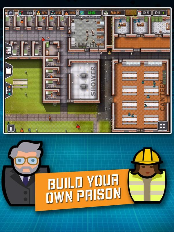 how to increase pay in prison architect