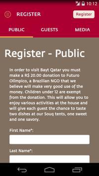 Bayt Qatar apk screenshot