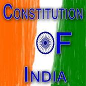 Constitution of India in Hindi icon