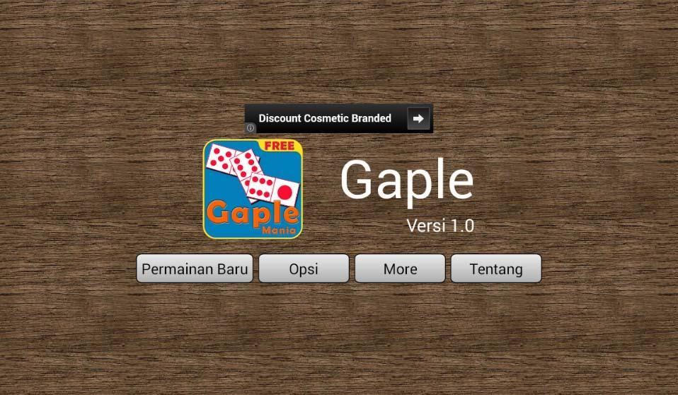 Download Game Gaple - Download Gratis