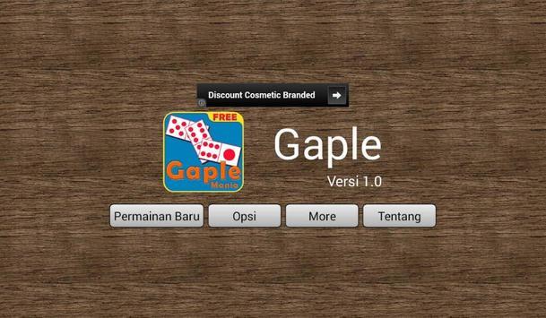 Gaple poster