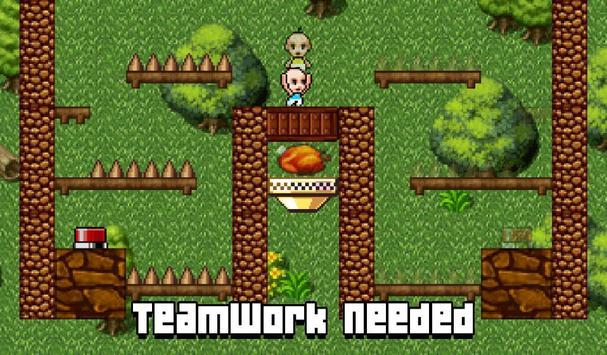 Dua Dunia (Dunia Upin dan Dunia Ipin) screenshot 1