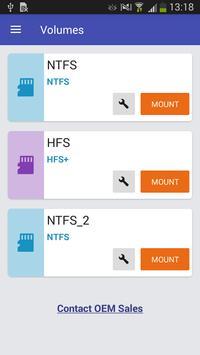 Paragon UFSD Root Mounter screenshot 1