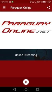Paraguay Online .NET poster