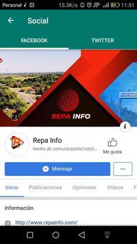 Repa Info Radio screenshot 2
