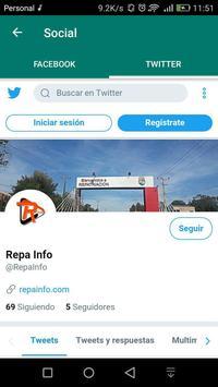 Repa Info Radio screenshot 3