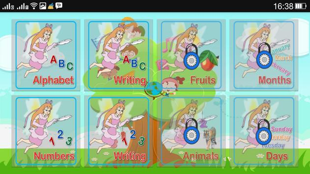 ABC Games For Kids poster