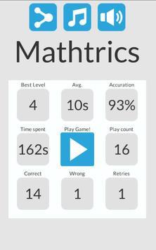 Mathmetrics - Kids IQ Puzzle poster