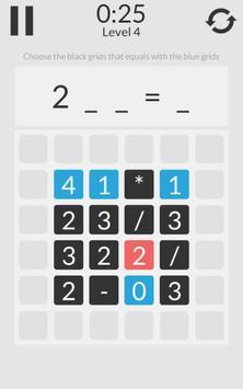 Mathmetrics - Kids IQ Puzzle apk screenshot