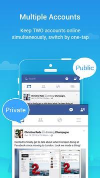Parallel Space Lite-Dual App screenshot 1