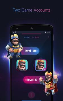 Parallel Box - Multi Accounts apk screenshot