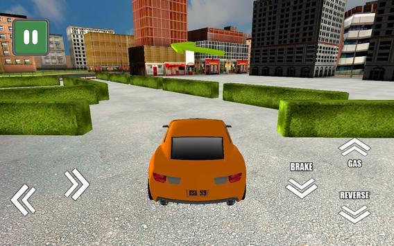 City Car Parking 3D apk screenshot