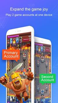 Parallel Space&Multi Accounts-ES Parallel Accounts apk スクリーンショット