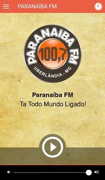 Paranaíba FM poster