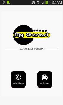 MyGarasi poster