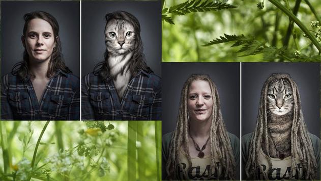 Animal Face Changer - Morphing poster