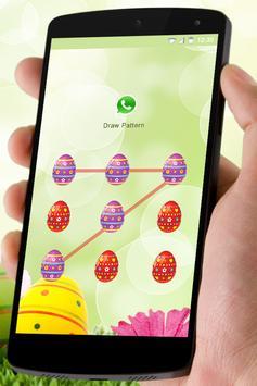 Easter applock theme apk screenshot