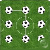 AppLock Theme for Football icon
