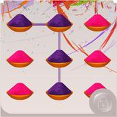 Holi AppLock theme icon