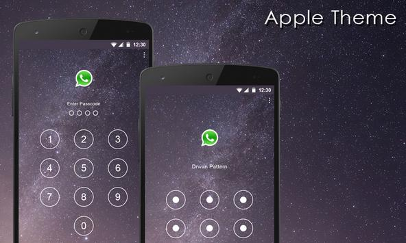 AppLock  HD Theme for iOS apk screenshot