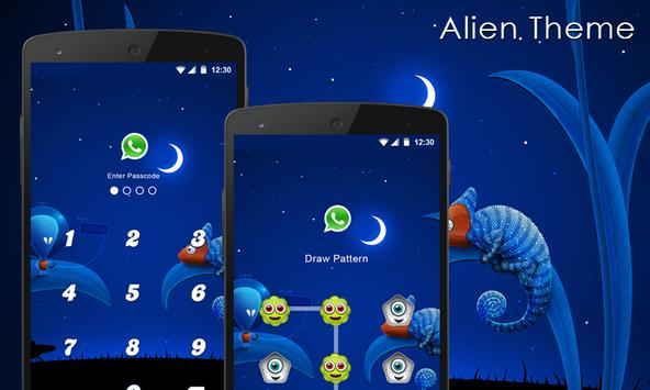 App Lock Theme for Galaxy apk screenshot