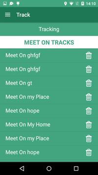 Meet Me App screenshot 3