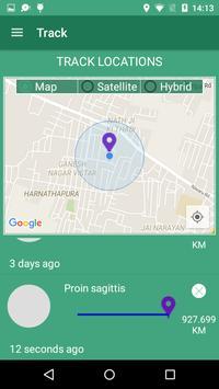 Meet Me App screenshot 4