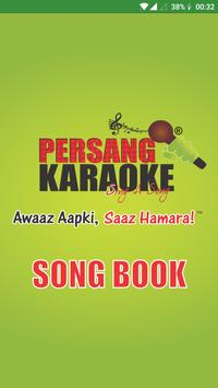 Persang Karaoke Song Book poster