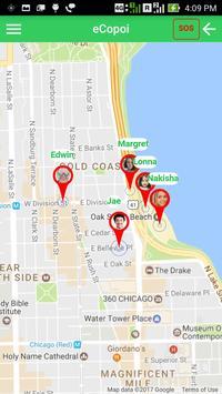GPS Tracker - eCopoi apk screenshot