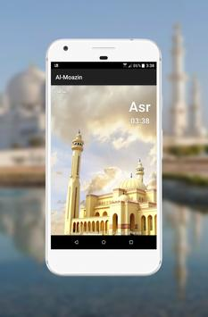 Al-Moazin Lite (Prayer Times) apk screenshot