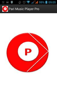 PariStudio Music Player Pro. poster
