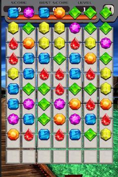Diamond Galaxy 2017- Diamond Rush Game apk screenshot