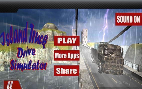 Truck Games:Cargo Truck Simulator 3D poster