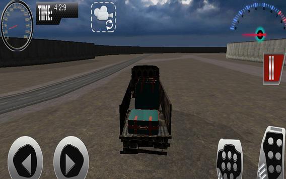 Truck Games:Cargo Truck Simulator 3D apk screenshot
