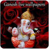 Ganesh HD Live Wallpapers icon