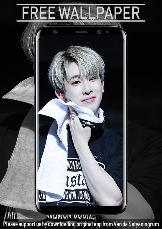 Wonho Monsta X Wallpaper Hd For Android Apk Download