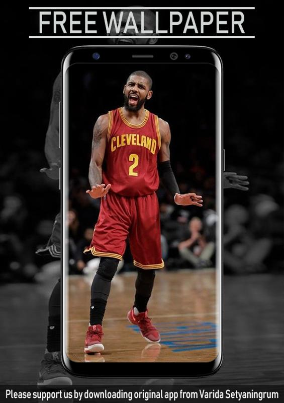 ... Kyrie Irving Wallpaper Fans HD screenshot 4