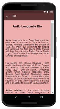 Awilo Longomba Songs & Lyrics  for Android - APK Download