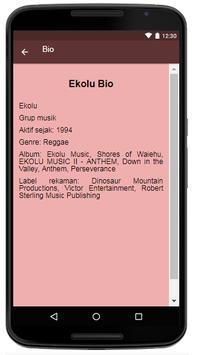 Ekolu Songs & Lyrics. screenshot 1