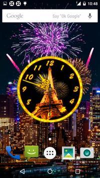 Paris Clock apk screenshot