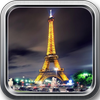 Paris live wallpaper & Lock screen icon