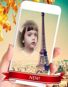 Paris Photo Frame apk screenshot