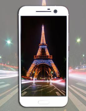 Paris Wallpaper screenshot 1