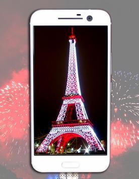 Paris Wallpaper screenshot 2