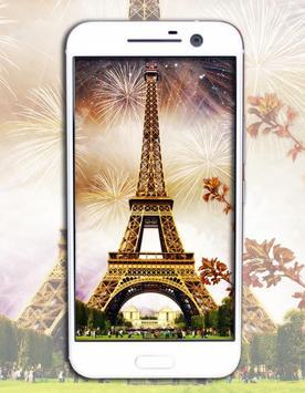 Paris Wallpaper screenshot 3