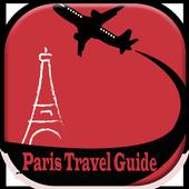 Paris Travel Guide (City Map) icon