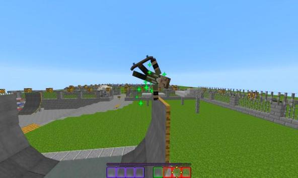 Skateboard Mod - minecraft apk screenshot