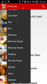 Resep Masakan Simple apk screenshot