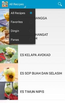 Resep Minuman Simple screenshot 3