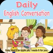 Daily English Conversation icon